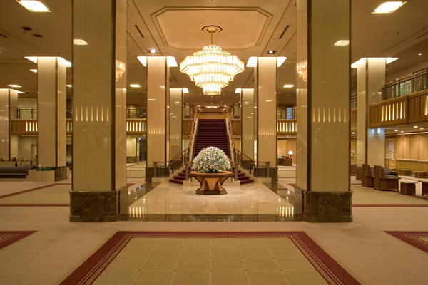 開催場所帝国ホテル